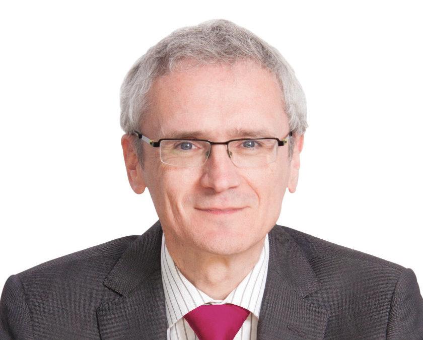 Chefredakteur Winfried Bauer in der Jury der Logistics Hall of Fame