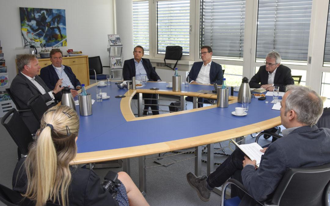 f+h Expertengespräch: Lösungsansätze für die urbane Logistik aufgezeigt