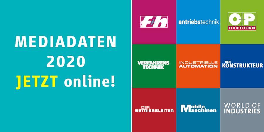 Unsere Mediadaten 2020 sind online