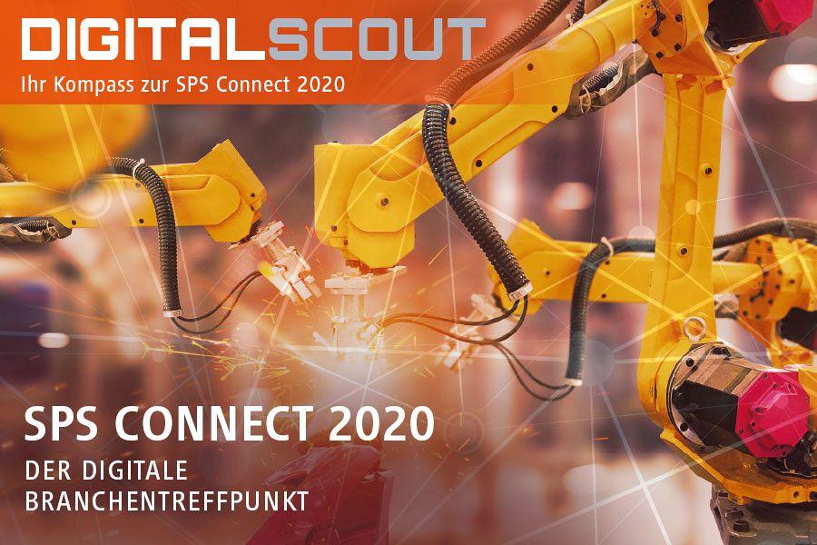 DIGITAL SCOUT – Ihr Kompass zur SPS Connect 2020